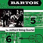 Juilliard String Quartet Bartok String Quartet No 5 & 6