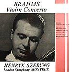 Henryk Szeryng Brahms Violin Concerto