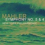 New York Philharmonic Mahler Symphony No. 5 & 4