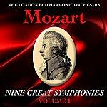 London Philharmonic Orchestra Mozart Nine Great Symphonies Volume I