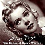 Alice Faye The Songs Of Harry Warren