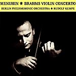Berlin Philharmonic Orchestra Brahms Violin Concerto