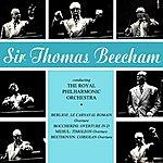 Sir Thomas Beecham Berlioz, Boccherini, Mehul & Beethoven