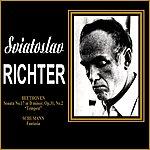 Sviatoslav Richter Beethoven Sonata No 17