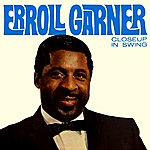 Erroll Garner Closeup In Swing