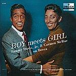 Sammy Davis, Jr. Boy Meets Girl: The Complete Sammy Davis Jr. And Carmen Mcrae On Decca