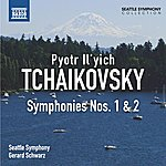 Seattle Symphony Tchaikovsky: Symphonies Nos. 1 And 2