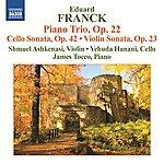 James Tocco Franck: Piano Trio, Op. 22 - Cello & Violin Sonatas