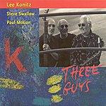 Lee Konitz Konitz, Lee: 3 Guys