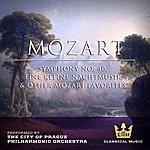 City Of Prague Philharmonic Orchestra Mozart : Symphony No. 40, Eine Keine Nachtmusick & Other Mozart Favorites