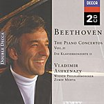 Vladimir Ashkenazy Beethoven:The Piano Concertos Vol.2 (2 Cds)