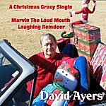 David Ayers Marvin The Loud Mouth Laughing Reindeer