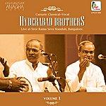 Hyderabad Brothers Hyderabad Brothers Live At Sree Rama Seva Mandali - Volume 1
