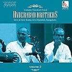 Hyderabad Brothers Hyderabad Brothers Live At Sree Rama Seva Mandali - Volume 2