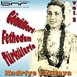 Instrumental Gonulleri Fetheden Turkulerle Kadriye Latifova - Vol. 3