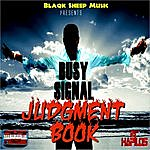 Busy Signal Judgement Book - Single