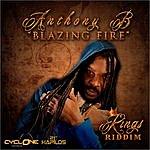 Anthony B Blazing Fire - Single