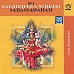 Prof.Thiagarajan & Sanskrit Scholars Sri Balatripura Sundari Sahasranamam