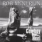 Rob McNurlin Cowboy Boot Heel