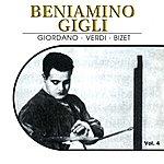 Beniamino Gigli Beniamino Gigli, Vol. 4 (1940-1943)