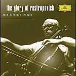Mstislav Rostropovich Selected Recordings On Deutsche Grammophon (8 Cds)