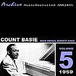Count Basie Basie Swings, Bennett Sings