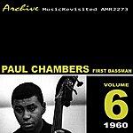 Paul Chambers First Bassman