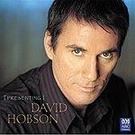 David Hobson Presenting David Hobson