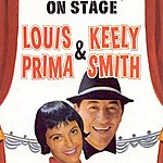 Louis Prima On Stage