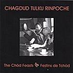 Chagdud Tulku Rinpoche The Chod Feasts: From The Cycle Of The Wrathful Black Dakini, Throma Nagmo, A Treasure Of Dudjom Lingpa