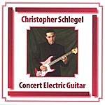Christopher Schlegel Concert Electric Guitar