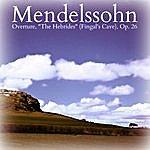 """Sir Malcolm Sargent Mendelssohn: Overture, """"The Hebrides"""" (Fingal's Cave), Op. 26"""