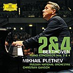 Mikhail Pletnev Beethoven: Piano Concertos Nos. 2 & 4