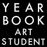 Yearbook Art Student
