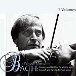 Yehudi Menuhin Bach: Sonatas And Partitas For Solo Violin