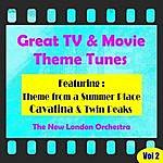 New London Orchestra Great Tv Movie Theme Tunes, Vol. 2