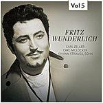 Fritz Wunderlich Fritz Wunderlich, Vol. 5 (1957-1960)