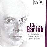 Benny Goodman Bela Bartok, Vol. 9 (1940, 1954)