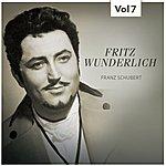 Fritz Wunderlich Fritz Wunderlich: Franz Schubert, Vol. 7 (1959)