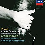 Christophe Coin Vivaldi: 6 Cello Concertos
