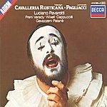 Luciano Pavarotti Mascagni: Cavalleria Rusticana/Leoncavallo: Pagliacci (2cds)