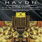 "Ferenc Fricsay Haydn: Symphonies Nos. 44 ""Trauer""; 48 ""Maria Theresia""; No. 95, 98, 100 ""Militär"" & 101 ""Die Uhr"""