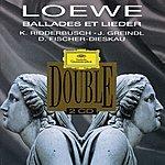 Karl Ridderbusch Loewe: Ballads And Lieder (2 Cds)