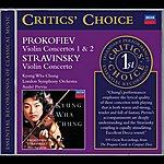 Kyung-Wha Chung Prokofiev: Violin Concertos Nos.1 & 2 / Stravinsky: Violin Concerto