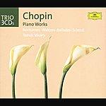 Tamás Vásáry Chopin: Piano Works (3 Cd's)