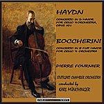 Pierre Fournier Haydn & Boccherini Cello Concertos (Remastered)