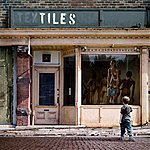 Tiles Window Dressing