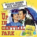 Deanna Durbin Up In Central Park
