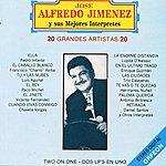 José Alfredo Jiménez Grandes Artistas Y Sus Mejores Interpretes