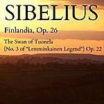 """Sir Alexander Gibson Sibelius - Finlandia, Op. 26 & The Swan Of Tuonela (No. 3 Of """"Lemminkainen Legend"""") Op. 22"""